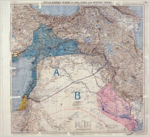 1120px-MPK1-426_Sykes_Picot_Agreement_Map_signed_8_May_1916